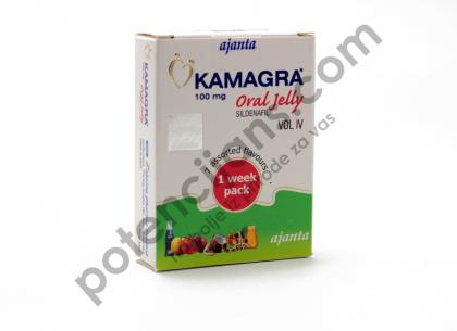 Kamagra Oral Jelly (vol-4) 7 ukusa